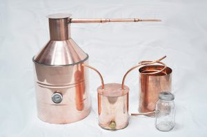 Copper Still